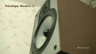 Paradigm Monitor 3 (Hi-Fi Stereo Speaker System) 1080p
