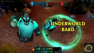 Underworld Bard LoL Custom Skin ShowCase