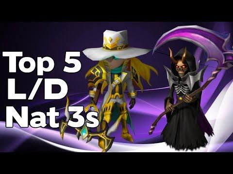 Summoners War - Top 5 L/D Nat 3s - Best Light Dark Natural 3 Star Monsters