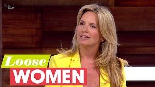 Penny Lancaster On Men Cooking | Loose Women
