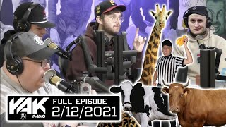 Back In The Studio With Frank The Tank | Full Episode 2-12-21