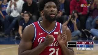 Philadelphia 76ers vs. Miami Heat | November 23, 2019