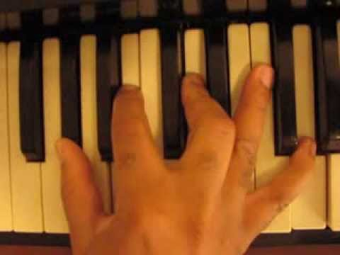 2 5 1 Chord Progressions Right Hand Continued Part 2 Youtube