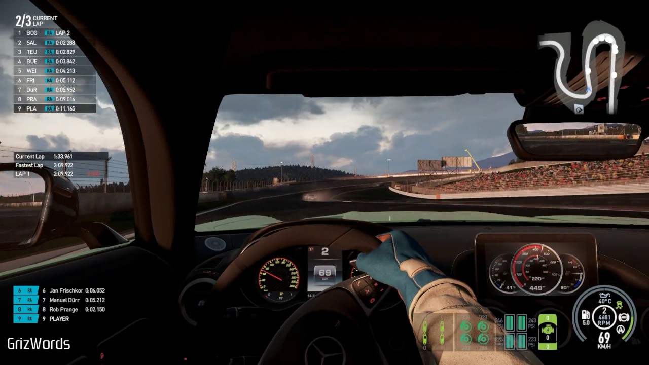 Project CARS 2 ++hands-on the new game++ | Red Bull