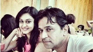 ACTOR ARJUN SARJA WITH DAUGHTER PRIVATE PHOTOS