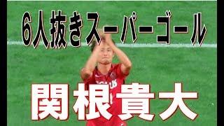 明治安田生命J1リーグ7月の月間ベストゴール選出されてゴール 2017年...