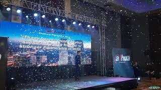 Funk Circuit™ 1 unit Metallic Silver & Blue Confetti Machine at the City of Dreams Manila