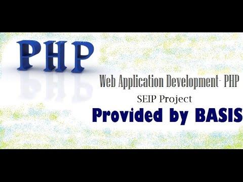 6. Web Development  PHP by BASIS (CSS menu design in Bengali)