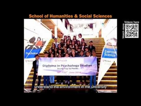 Temasek Polytechnic: Diploma in Psychology Studies: Overseas Trip