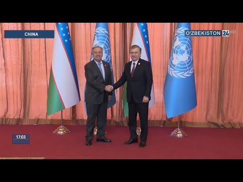 President Shavkat Mirziyoyev's visit to the People's Republic of China