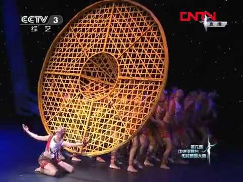 院团综合组11号作品《万泉河水》——第六届CCTV电视舞蹈大赛决赛群舞铜奖