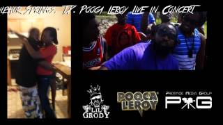 March 29th Pooca Leroy Live in Sulphur Springs TX. W/ Lil