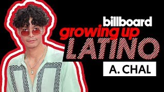 A.CHAL Discusses His Favorite Peruvian Foods & Importance of Family | Growing Up Latino