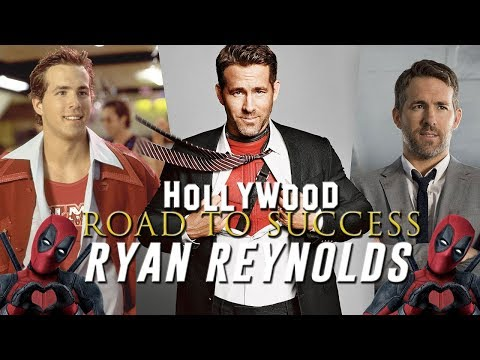 RYAN REYNOLDS - Hollywood Road to Success, Deadpool, The Proposal, Just Friends, Buried, Safe House