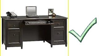 Sauder Edge Water Executive Desk