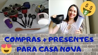 Download lagu COMPRINHAS PRESENTES PARA CASA NOVA MP3