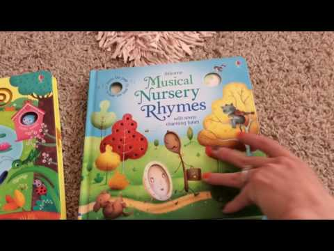 New Usborne Musical Books