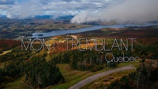 Single Track Mountain Bike Trails | Mont Tremblant, Quebec