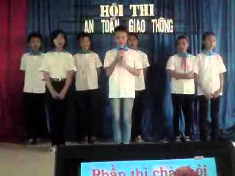THCS Nghi Xuan Thi An Toan Giao Thong 2011-2012