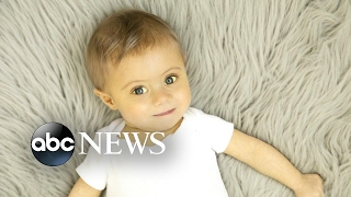 Godmother's lifesaving gift to 8-month-old godson