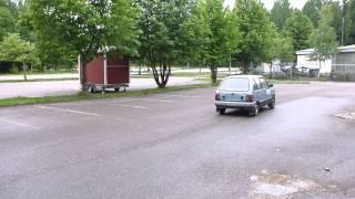 EV Suzuki Alto test drive (3rd person)