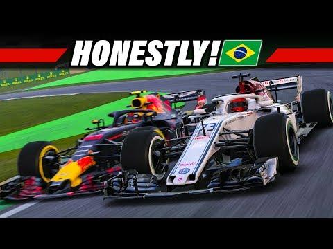 F1 2018 KARRIERE #21 – Interlagos, Brasilien GP | Let's Play Formel 1 Deutsch Gameplay German