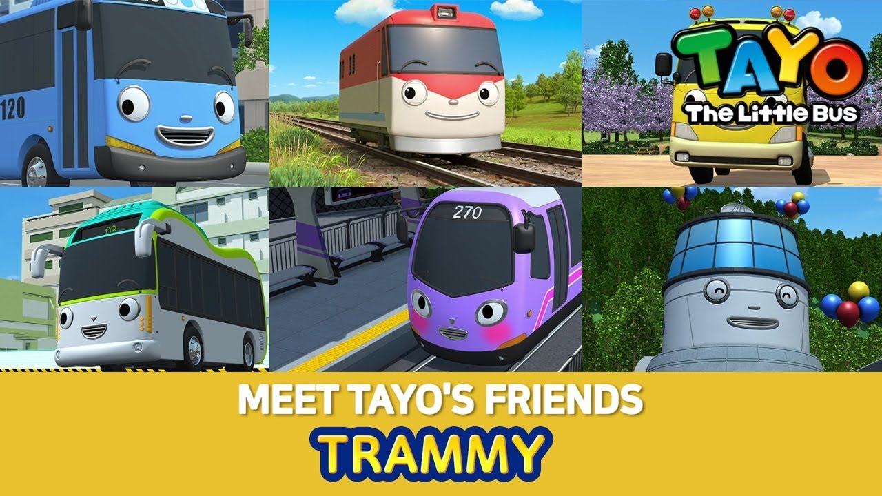 3 mountain tram trammy l meet tayo s friends 2 l tayo the little bus
