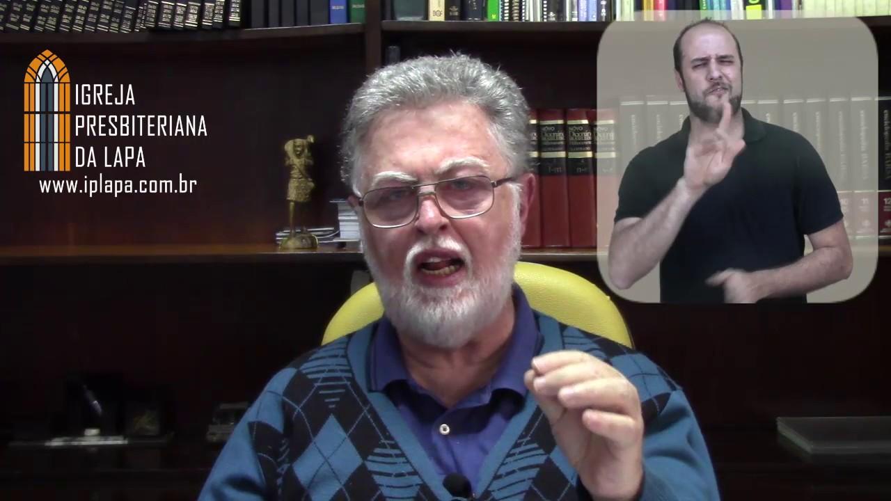 Fome da Palavra - O que da Prazer ao Bem-Aventurado - Rev. George Alberto Canelhas