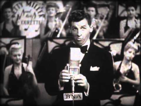 """Bing Crosby/Eddie Bracken Performs """"I'd Rather Be Me"""""""