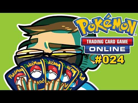 Pokemon TCG Online! Episode 24-Trev is Afraid of the Dark!