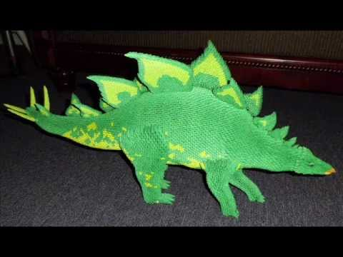3d Origami Creationswmv