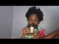 DIY EXTREME 4C HAIR GROWTH TREATMENT: Kids deep condition Routine