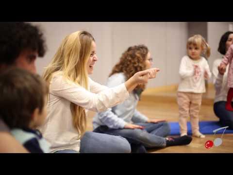 Música para Bebés en la Escuela de Música Creativa