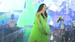 """Tere Liye"" by Shreya Ghoshal ( AAS Housewives Awards 2012 )"
