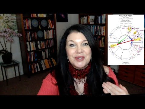 FULL MOON in Virgo February 19 Astrology Numerology Forecast: Positive Flow & Healing
