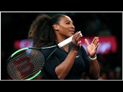 Serena Williams withdraws from Italian Open