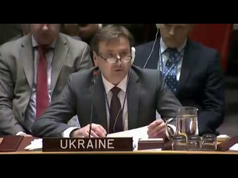 Ukraine's statement at the UNSC debate on cooperation between the UN and CSTO, SCO, CIS