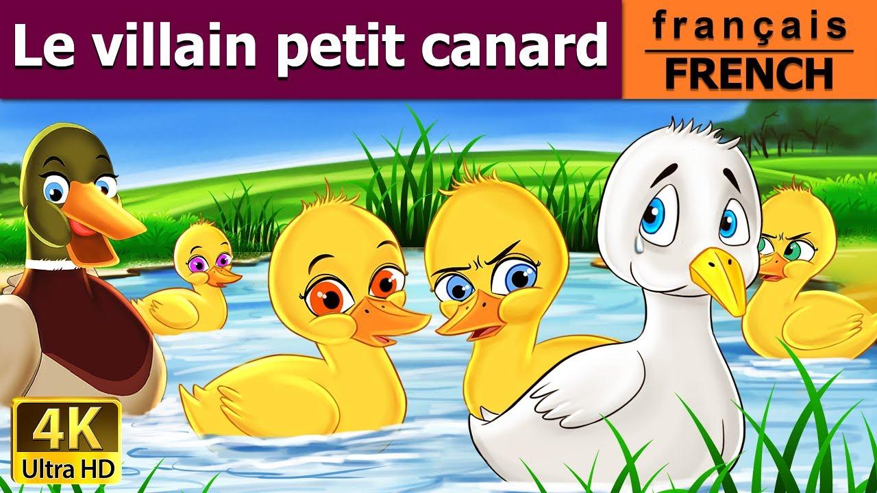 Le vilain petit canard | Histoire Pour S'endormir ...