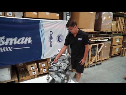 CRAFTSMAN - Marine Diesel Engines. Features/Benefits