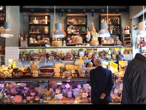 Ortigia market of Syracuse, Sicily