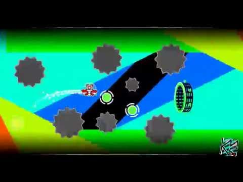 Geometry Dash - M A N I X by Manix648 (Demon) Complete + 3 Coins (Live)