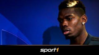 Kurios: Paul Pogba bekommt Schwimmunterricht | SPORT1 - DER TAG