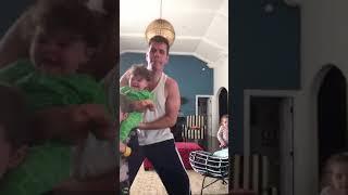 9 Month Old LOVES Drake! Dance Party!! | Perez Hilton