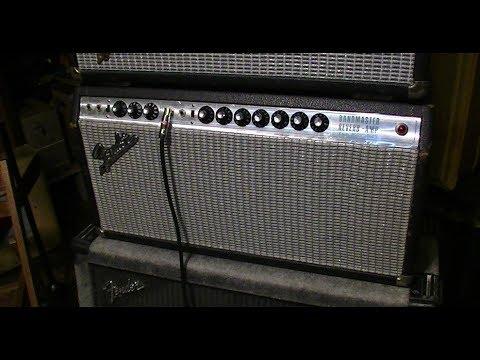 Fender's Best Vintage Amp Value? - 1969 Bandmaster Reverb Service & DEMO