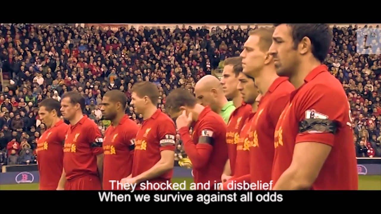 Let it Score (Let it go Frozen spoof) Liverpool FC version by me
