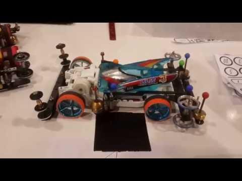 TAMIYA To Day 15 (Mini 4WD) : แข่งรอบชิง [สนามเมก้า/สะพานเหล็ก]