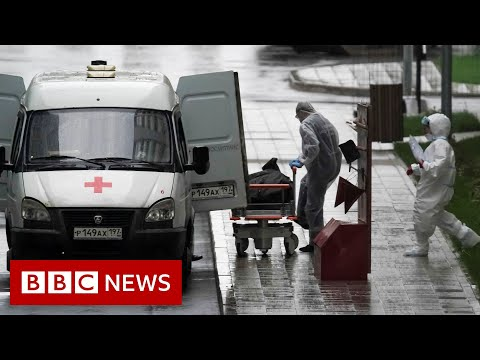 Coronavirus: Russia now has second highest virus case total - BBC News