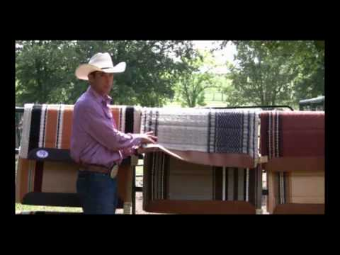Patrick Smith Collection Saddle Pads
