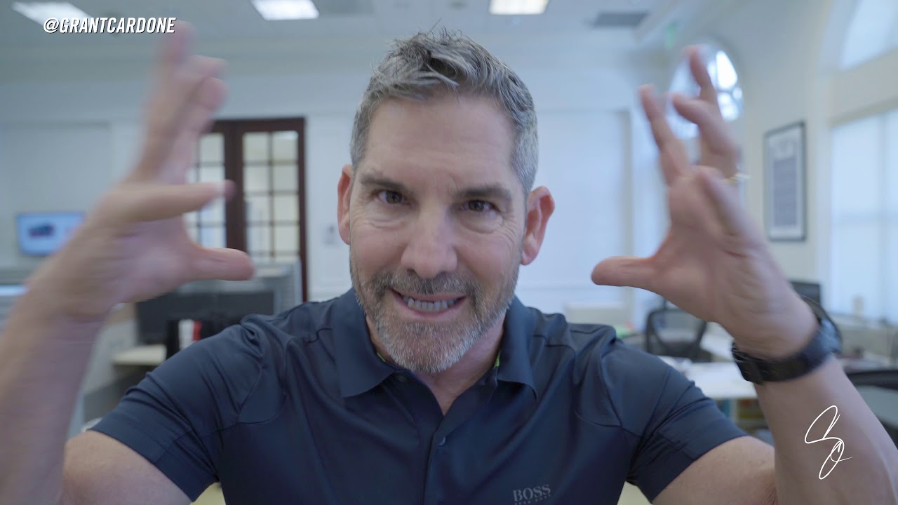 How to Find the Perfect Sales Job  Grant Cardone