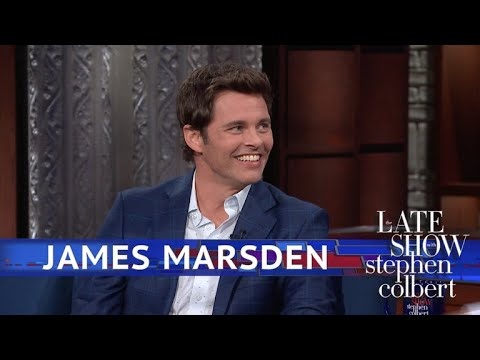 Not Even James Marsden Knows 'Westworld' Spoilers